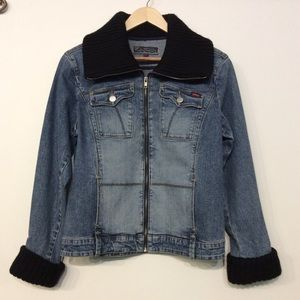 Yuka Jeans Jackets & Coats - Vintage Yuma Jean Jacket